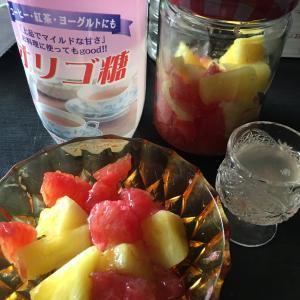 素粒水で作った酵素ジュースの果物は?