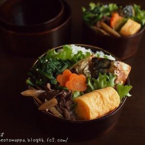 11月26日 鯖の塩焼き弁当とダブルチョコマフィン