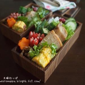 8月27日 メカジキのしょうゆ麹漬け弁当