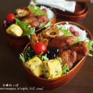 9月22日 レンチン味噌カツ弁当