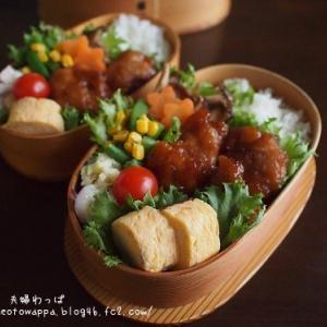 2月26日 鶏のくわ焼き弁当