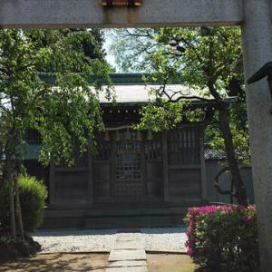 袖ヶ崎神社の市杵島姫(弁財天)様