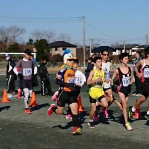 大網白里市新春マラソン 2020
