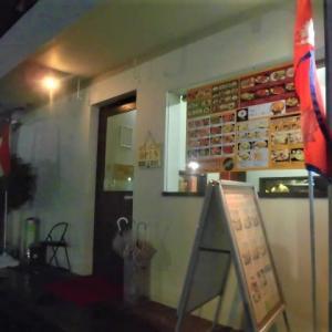 ネパール料理のシリス 夜の部