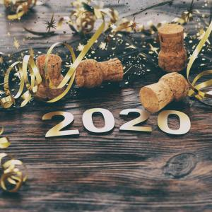 2020年の抱負