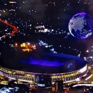 東京オリンピック開会式 最初で最後のテレビ観戦!~ TOKYO2020