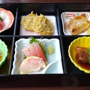 春メニュー 8日目朝食
