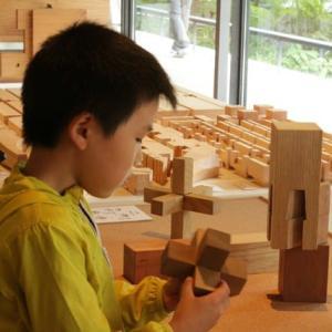 大工の技術に感動し木工細工を楽しんだ日