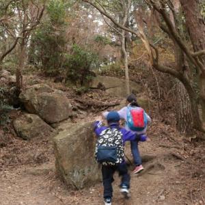 六甲縦走チャレンジ アタック5(摩耶~有馬)8km