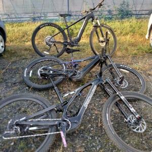 e-Bike里山ツーリング