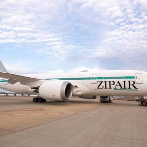 JAL系列の新LCC「ZIPAIR Tokyo」がついに就航!