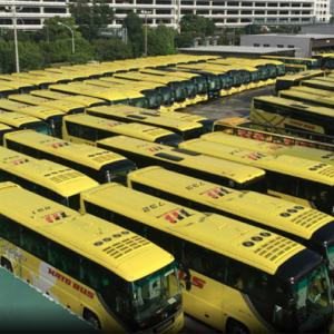 はとバスは、今しかできない!「バスでつくる巨大迷路体験」コースを発売!