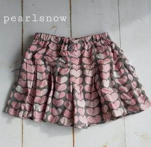 ラスーラ さんのキュロットスカート作りました♪
