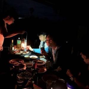 豊樹野企画BBQ大会開催!