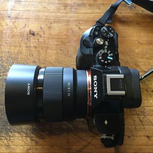 カメラを慎重!SONY α7初期モデル(ILCE-7)フルサイズミラーレス