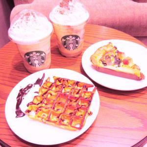 STARBUCKS COFFEE ♡ クラシックティラミスフラペチーノ♡♡♡