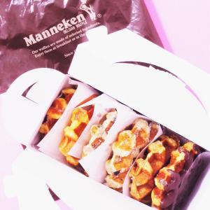 Manneken ♡ ベルギーワッフル マネケン♡♡♡