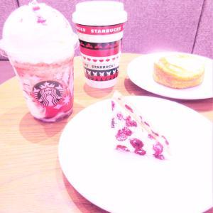 STARBUCKS COFFEE ♡ ホリデーシーズン第1弾 ♡ MORE♡♡♡