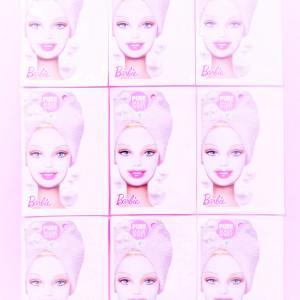 Barbie ピュアマスクシート ♡ ビューティ アウトレットショップ セルレ③♡♡♡