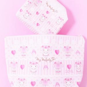 MY MELODY ♡ SWEET SWEET STRAWBERRY HEART ポーチ♡♡♡