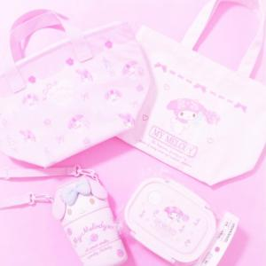 MY MELODY ♡ SWEET PINK ランチグッズ♡♡♡