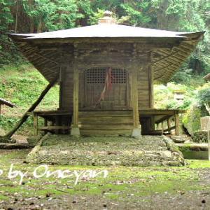 大法寺観音堂 - 奈良時代に比江国分寺の北東の鬼門封じとして建立