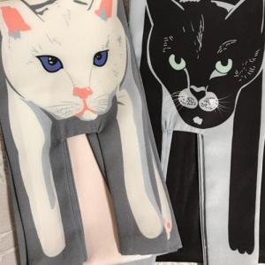 バッグ用スカーフと愛用リュック☆