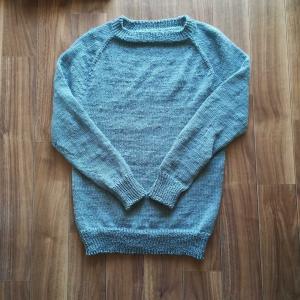 編み物 セーターに挑戦2020 その5