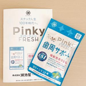 Pinky FRESH(ピンキーフレッシュ)LS1 クリーンミント味 60粒