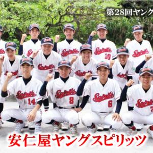 中学野球大会(ヤングリーグ)