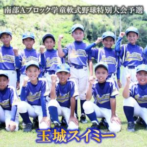 少年野球大会(南部A)