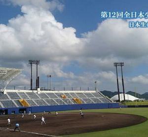 中学野球大会(県大会)