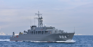 いよいよ明日!掃海艦「306号艦」(H29計画艦)命名・進水式挙行!!