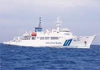 海保の測量船「昭洋」が、調査中に韓国公船の妨害を受けた模様。