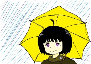 ついにというか、ようやくというか、関東甲信地方梅雨入りだそうです。