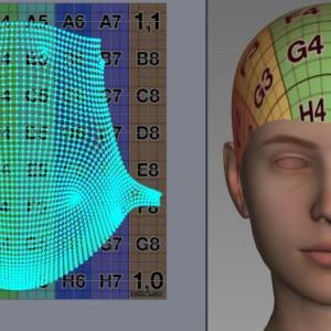 xismoでCharacter Creator 3(CC3)のヘア作成4
