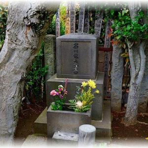 芥川龍之介の墓