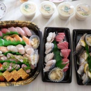 かっぱ寿司テイクアウトはまだ20%オフ♪