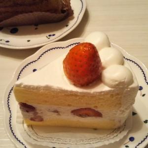 パステルのケーキ♪