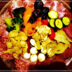 イタリアンの前菜
