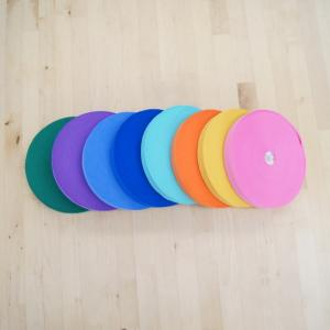New color tricot tape 新色パイピングテープ