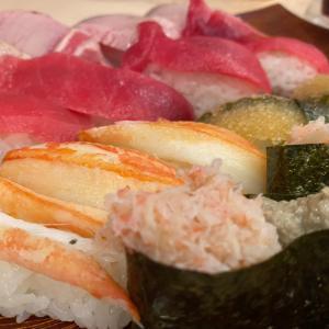 きづな寿司 大宮店 お誕生日で高級寿司食べまくり ❷