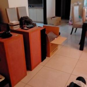 新型コロナウィルス関連ルポ アパートメント引き払いの準備完了 明日朝バンガロール出発