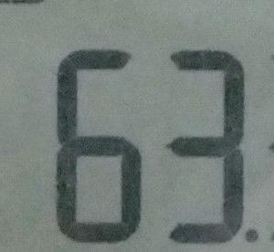 恐るべし!インドの食中毒。 4kgの減量。