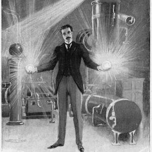 テスラとエジソンの「霊界通信機」!?