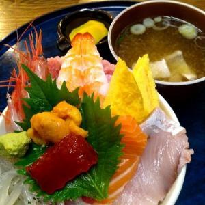 仙台アメ横 海鮮丼
