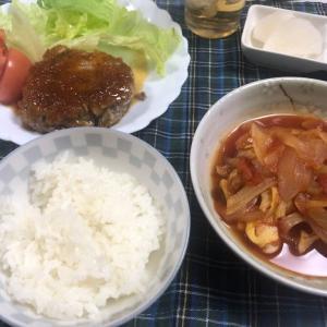 오늘 저녁(今日夕飯)