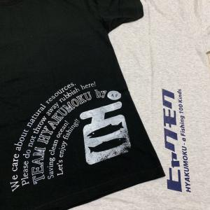 【期間限定再販】ふくだあかりデザイン百目Tシャツ本日締め切りです。