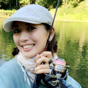 身体と相談しながらの釣りを。