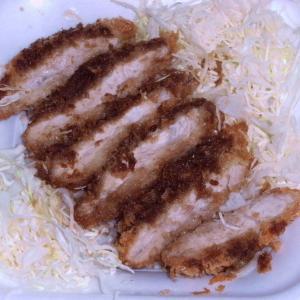 かつや の ソースカツ丼 豚汁(大)♪(●^o^●)